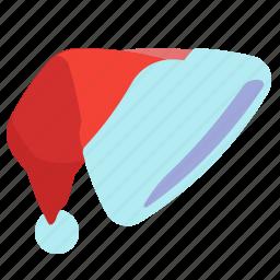 christmas, hats, santa, xmas icon