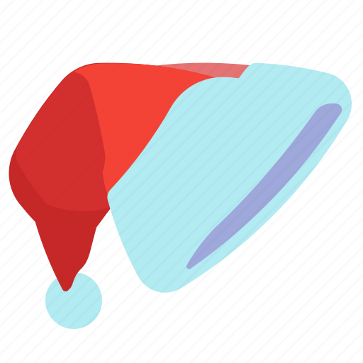 christmas, hats, santa, xmas icon