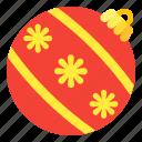 ball, xmas, christmas, decoration