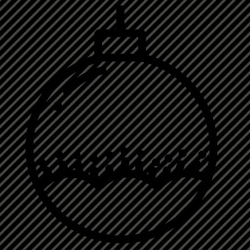 ball, balls, christmas, decor, decoration, holiday, ornaments icon