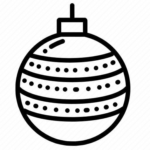 ball, balls, christmas, decor, decoration, holiday, ornaments icon