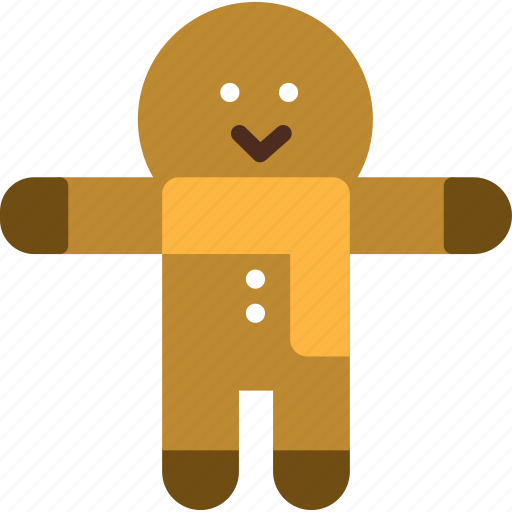 christmas, cookie, decoration, gingerbread, sweet, winter, xmas icon