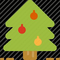 christmas, decoration, holiday, tree, winter, xmas icon