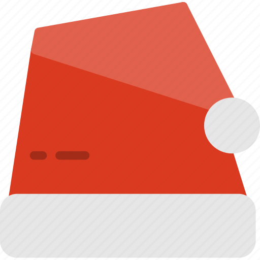 christmas, decoration, hat, holiday, santa, winter, xmas icon