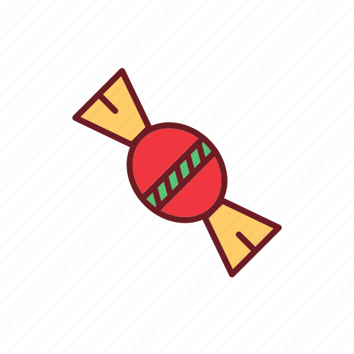 candy, christmas, holiday, ornaments icon