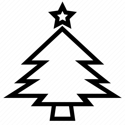 Christmas, christmastree, decoration, tree, wire, xmas icon - Download on Iconfinder