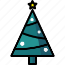 christmas, decoration, forest, holiday, tree, winter, xmas icon