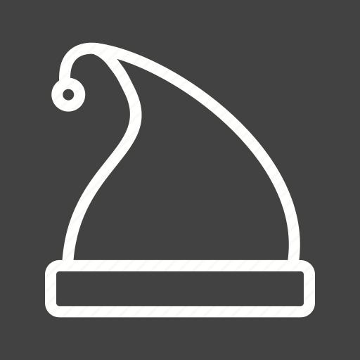 Bonnet, christmas, hat, santa, santa claus, christmas hat, santa hat icon - Download on Iconfinder