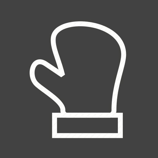 Gloves, mitten, snow, sport, winter, winter gloves, xmas icon - Download on Iconfinder
