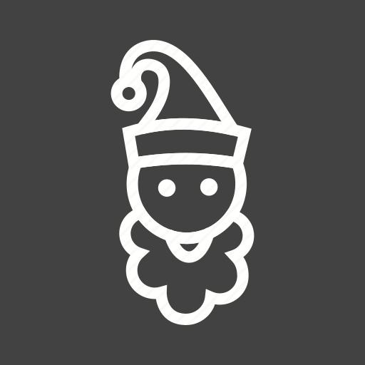 cap, decoration, elf, santa, santa claus, winter, xmas icon