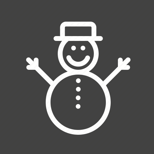 Christmas, december, ice, snow, snow man, winter, xmas icon - Download on Iconfinder