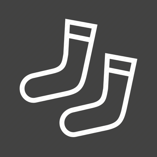 Christmas stocking, clothe, foot, sock, socks, winter icon - Download on Iconfinder