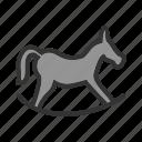 christmas, christmas decoration, rider, rocking horse, swing, toy, xmas icon