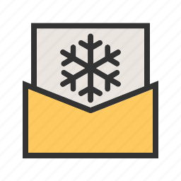 birthday, card, christmas, gift, greeting, party, present icon