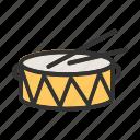 drum, sticks, instrument, music, drums, celebration, concert