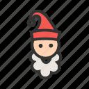 cap, christmas, christmas hat, merry christmas, santa, santa claus, xmas icon