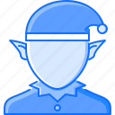 christmas, elf, holiday, new, story, winter, year icon