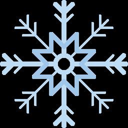 christmas, icicle, snow, snow flake, xmas icon