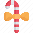 candy, cane, christmas, december, food, holidays icon