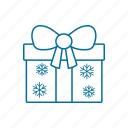 box, christmas, gift, holiday, holidays, present icon