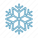 christmas, cold, snow, snow icon, winter icon