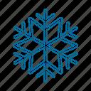 christmas, cold, snow, snow icon, winter