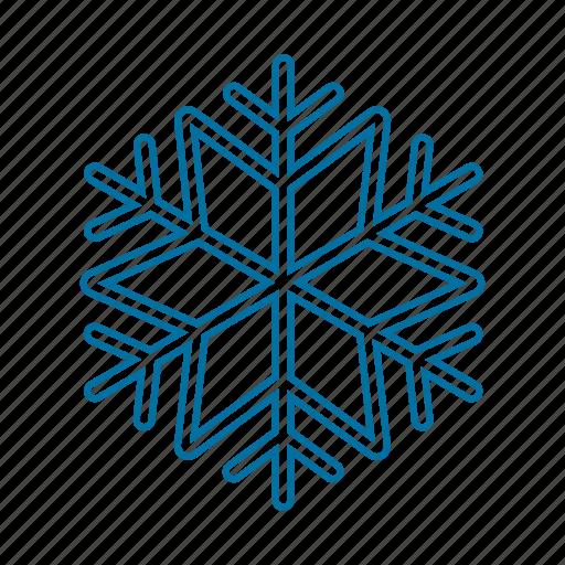 christmas, cold, snow, snow icon, winter icon