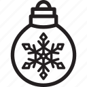 celebration, christmas, decoration, gift, holiday, holidays, snow, winter, xmas icon