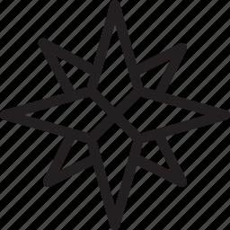 decoration, holiday, winter, xmas icon