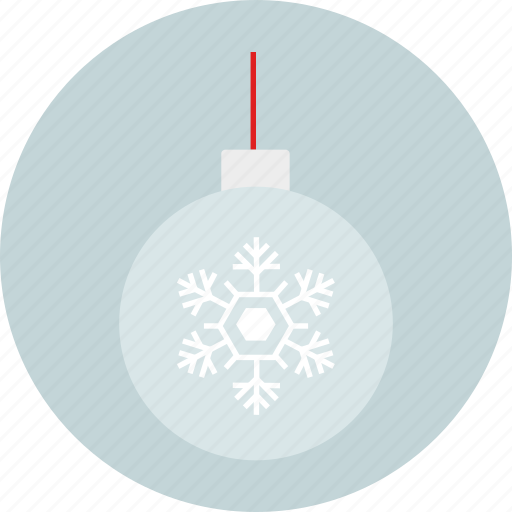 boll, christmas, decoration, new year, party, snow, x-mas icon