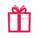 birthday, box, christmas, gift, present, shopping, xmas icon