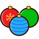 ball, christmas icon, decoration, ornament, xmas ball, xmas icon icon