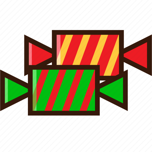 candy, cane, christmas food, christmas icon, decoration icon