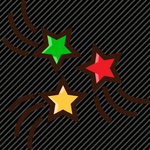 celebrate, celebration, fireworks, goodwork, holidays icon