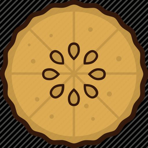 christmas food, christmas icon, christmas pie, holiday, pie icon