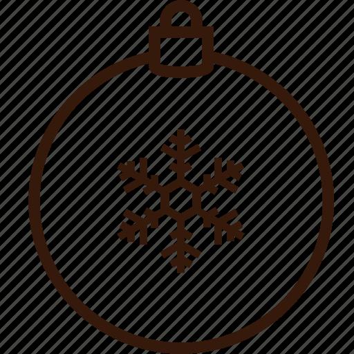 ball, christmas icon, decoration, ornament, xmas ball, xmas icon icon