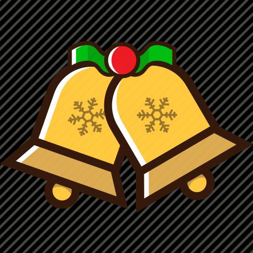 bell, celebration, christmas icon, decoration, ornaments icon
