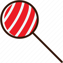 candy, cane, christmas food, christmas icon, decoration, lollipop icon