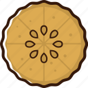 christmas food, christmas icon, christmas pie, holiday, pie icon