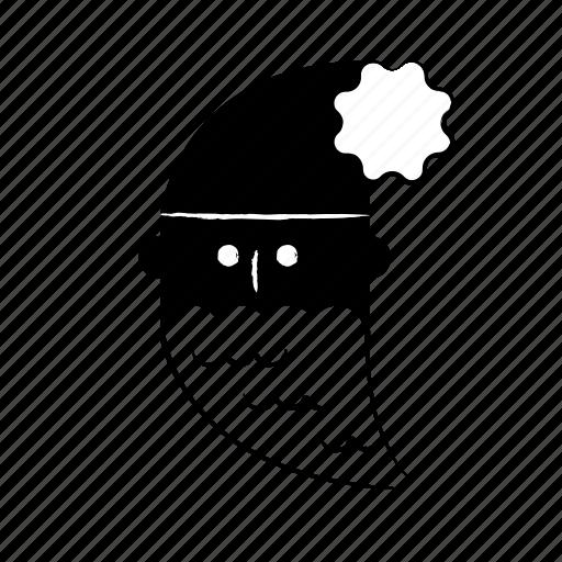 Christmas, santa, santaclaus, winter, xmas icon - Download on Iconfinder