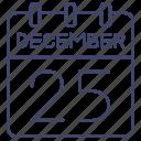 christmas, xmas, calendar