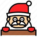 chimney, santa, santa claus, xmas icon