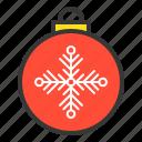 ball, bauble, christmas, christmas ball, xmas icon