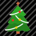 christmas, christmas tree, decoration, pine, tree