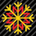 christmas, cold, freeze, snow, snowflake