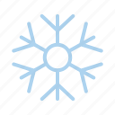 christmas, flake, freeze, ice, snow, snowflake, winter icon