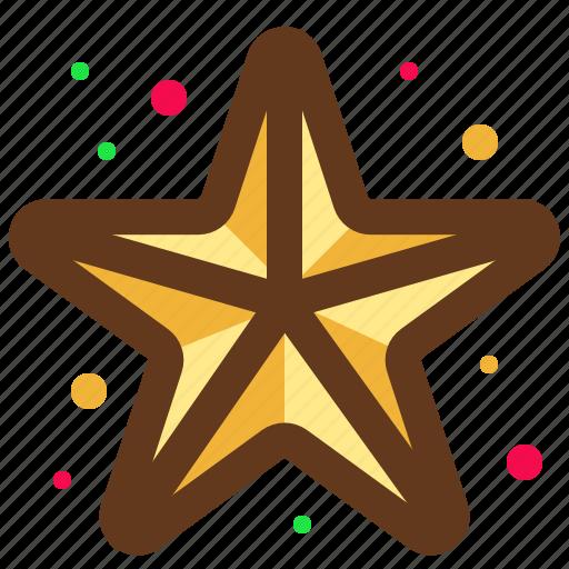 christmas, hope, santa, star icon