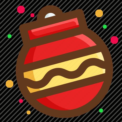 christmas, decoration, party, santa icon