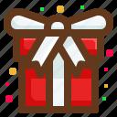 christmas, gift, present, santa icon