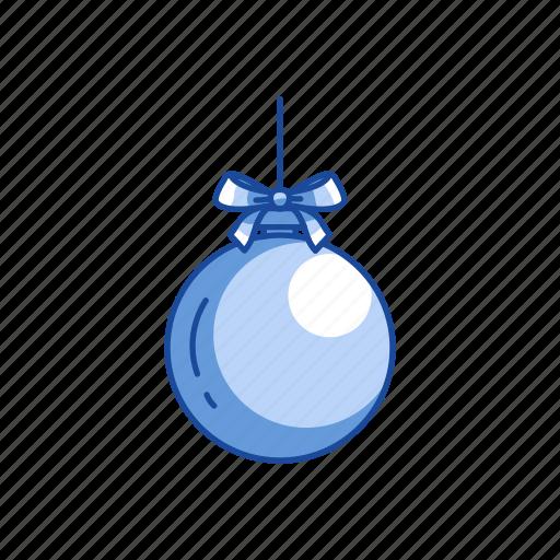 ball, christmas, christmas ball, decoration icon